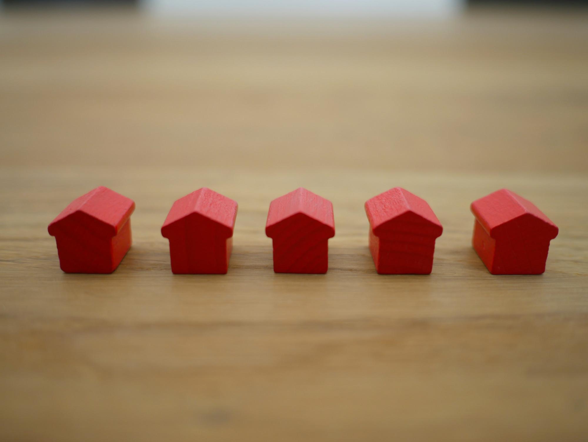 Empréstimos da casa com taxa de juro abaixo de 1% pela primeira vez